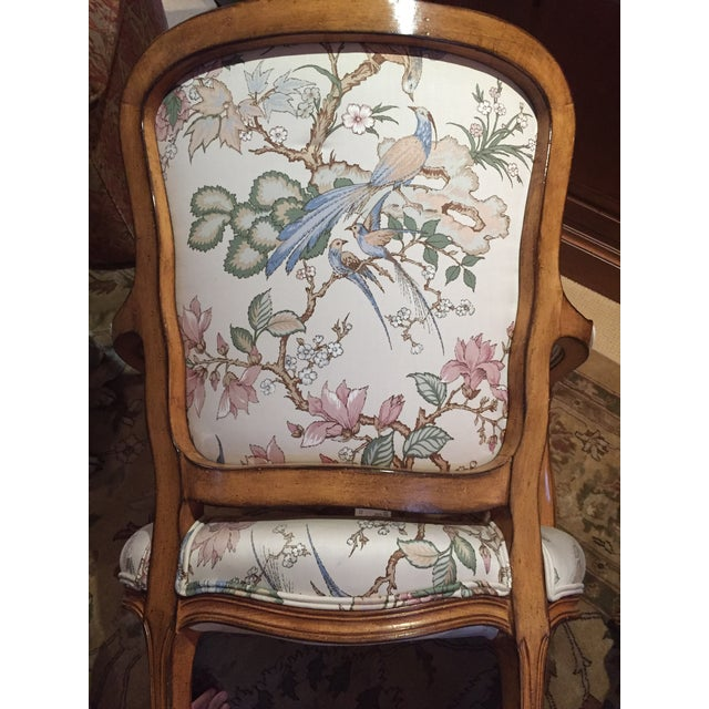 Meyer Gunther Martini 1980s Vintage Louis XV Style Chairs- A Pair For Sale - Image 4 of 6