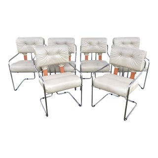 """Tucroma"" Mariana for Pace Dining Chairs - Set of 6"