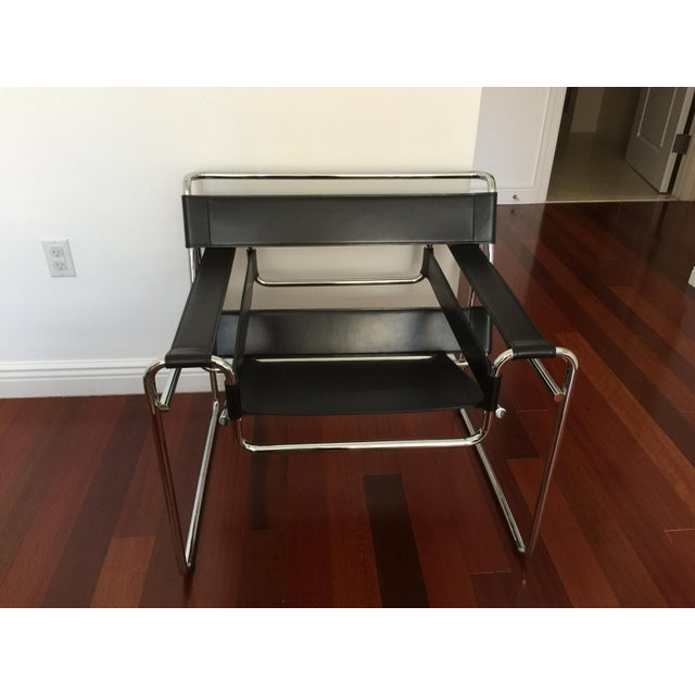 Wassily Chair Reproduction - Image 2 of 11