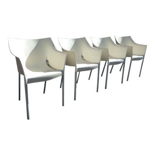 A Set - Philippe Starck Dr. No Chairs for Kartell For Sale