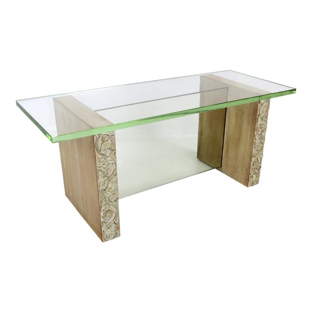 Early Modernist Coffee Table-Kahn Residence For Sale