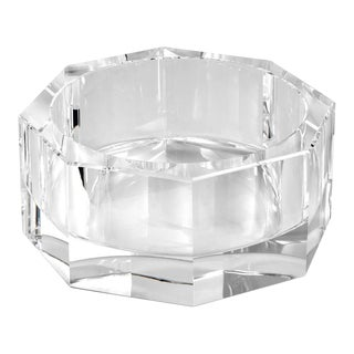 Crystal Glass Bowl | Eichholtz Gibson For Sale