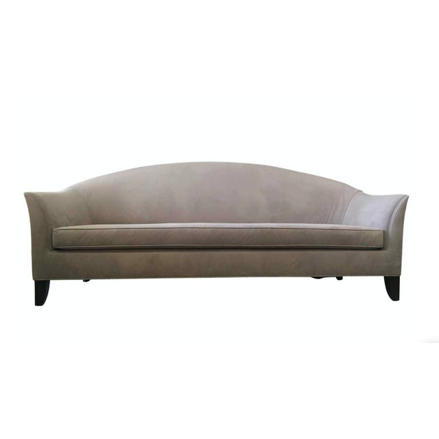 Textile Todd Hase Mitchell Three-Seat Sofa For Sale - Image 7 of 7