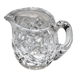 Waterford Crystal Lismore Petite Creamer