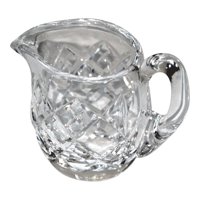 Waterford Crystal Lismore Petite Creamer For Sale