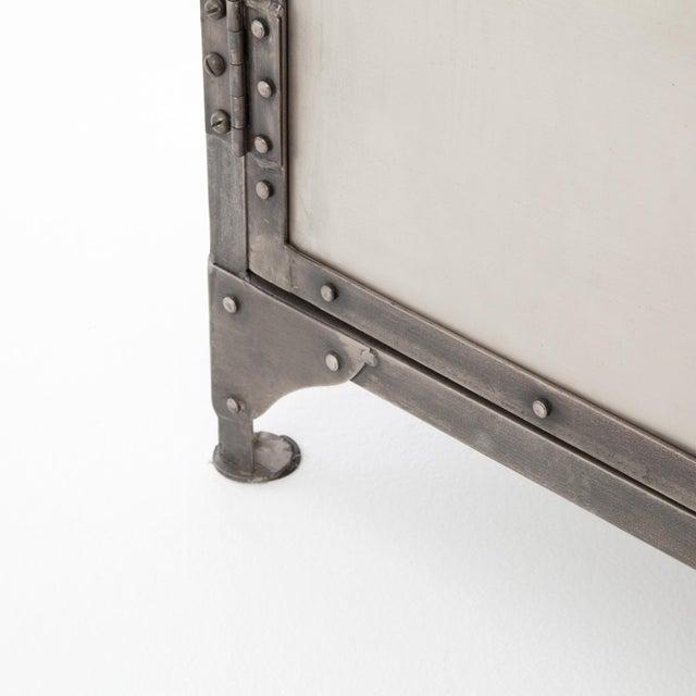 Industrial Erdos + Ko Ellen Media Console Table For Sale In Austin - Image 6 of 8