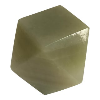 Geometric Onyx Desk Paperweight