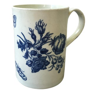 18th Century English Mug For Sale