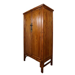 Antique Chinese Cypress Wood Armoire Preview