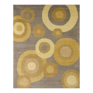 """Rain"" Rug by Emma Gardner For Sale"