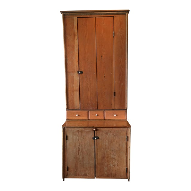 White Pine Cabinet - Image 1 of 7