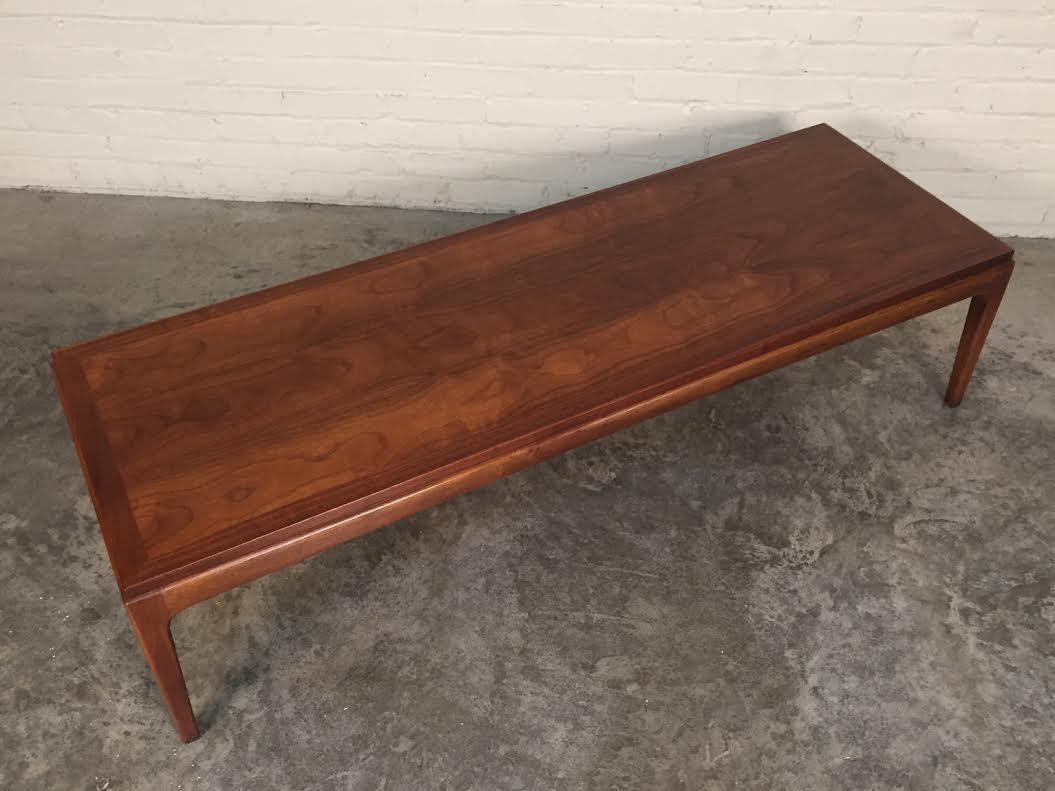 Lane Mid Century Modern Coffee Table Rascalartsnyc