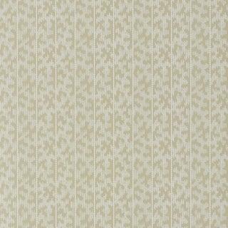 Sample - Schumacher X David Oliver Montepellier Wallpaper in Shutter For Sale
