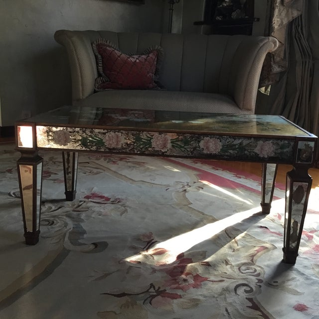 1920's Chinoiserie Coffee Table For Sale - Image 4 of 9