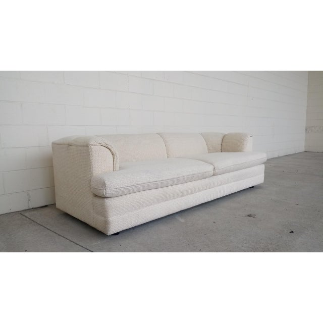 Vintage Contemporary Directional Sofa For Sale - Image 13 of 13