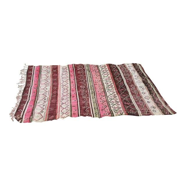 Vintage Moroccan Berber Rug - 6′1″ × 8′8″ - Image 1 of 5