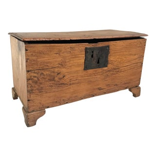 Antique Pine Tinderbox For Sale