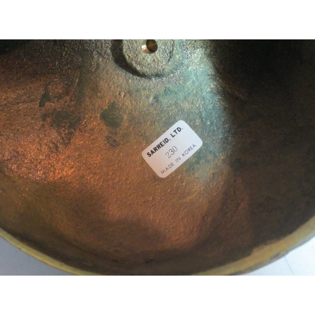 Brass Hen by Sarried Ltd. - Image 6 of 6