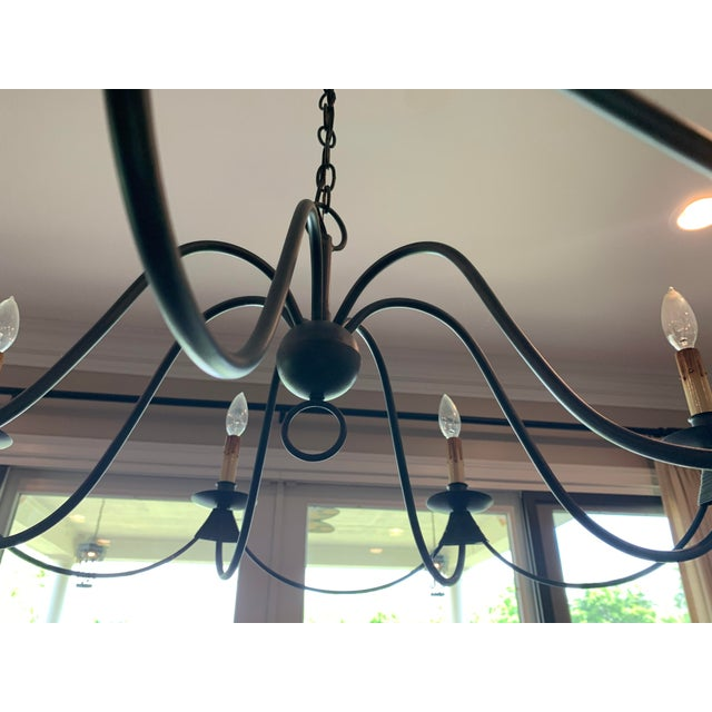This 7 light Chandelier by Visual Comfort will enhance your home with a perfect mix of form and function. The features...