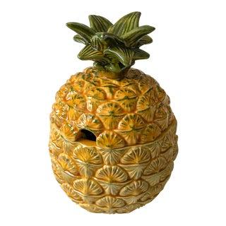 Liberty House of Hawaii Pineapple Jam Jar For Sale