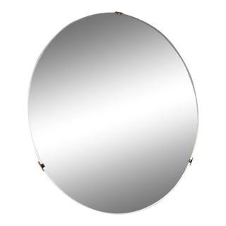 "Roberto Rida - Concave ""Rossa"" Mirror For Sale"