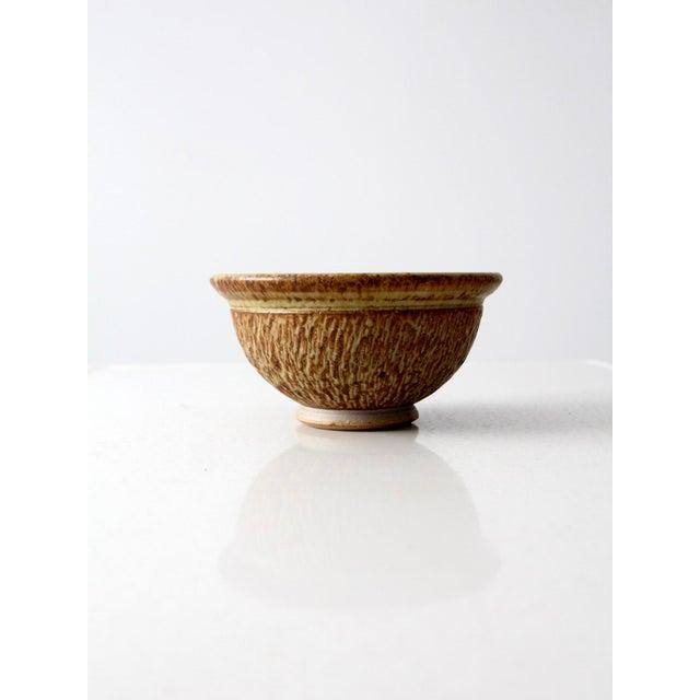 Vintage Studio Pottery Bowl - Image 2 of 7
