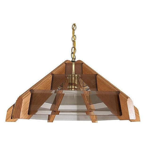 1970s Modern Pendant Light - Image 2 of 6