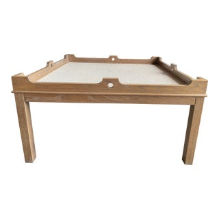 Oomph Driftwood Fairfield Coffee Table For Sale