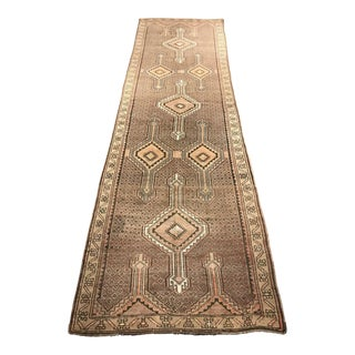 "Bellwether Rugs ""Eric"" Vintage Oushak Runner - 3′7″ × 12′5″ For Sale"