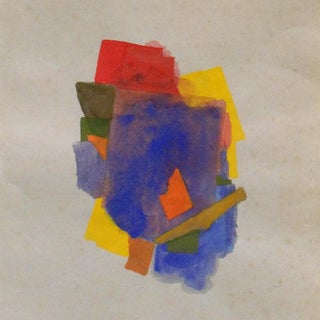 """Jean Feinberg """"P3.13"""" Painting For Sale"""