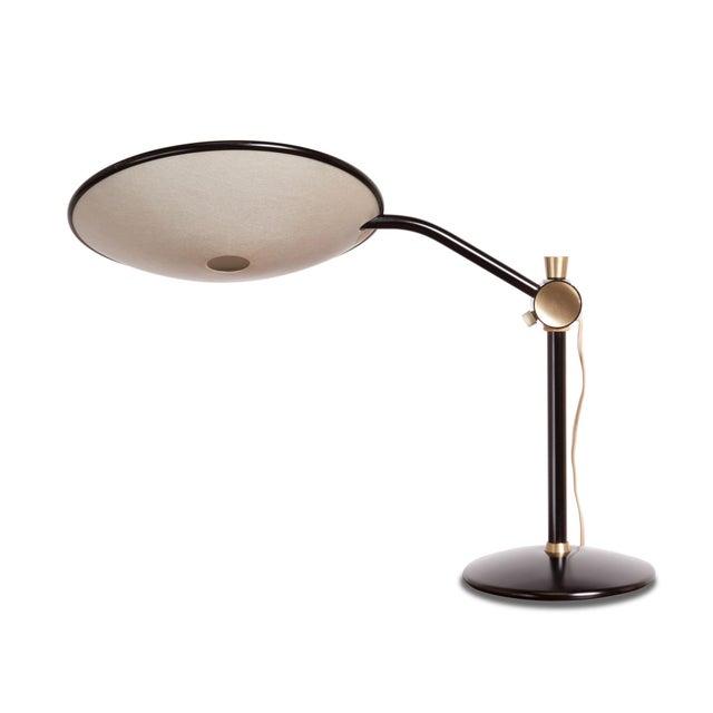 Dazor Vintage Dazor Ufo Desk Lamp (Model 2008) For Sale - Image 4 of 11
