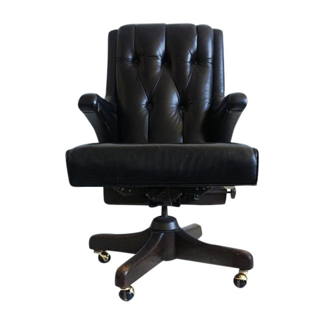 Monteverdi-Young Tufted Office Chair For Sale