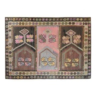 Early 20th Century Anatolian Kilim Rug For Sale