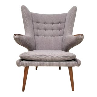 Papa Bear by Hans Wegner Style Chair For Sale