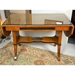 Art Nouveau Satinwood Sofa Table Preview