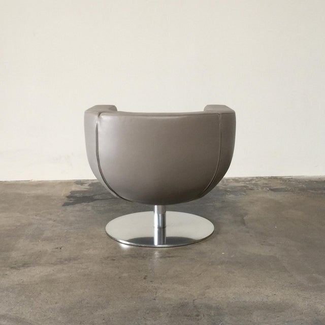 B&B Italia Jeffrey Bernett for B&B Italia Tulip Chair For Sale - Image 4 of 5