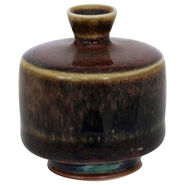 Stig Lindberg Diminutive Vase For Sale