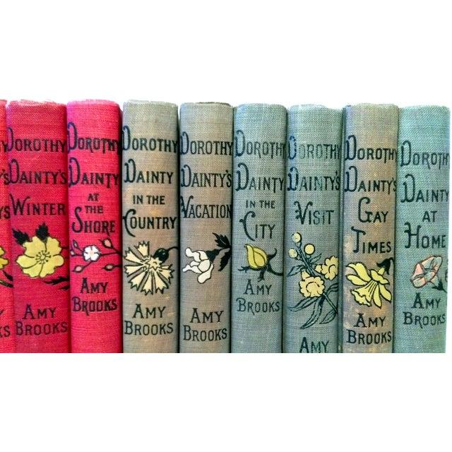 Antique Dorothy Dainty Books - Set of 13 - Image 4 of 11