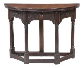 Image of Gothic Console Tables