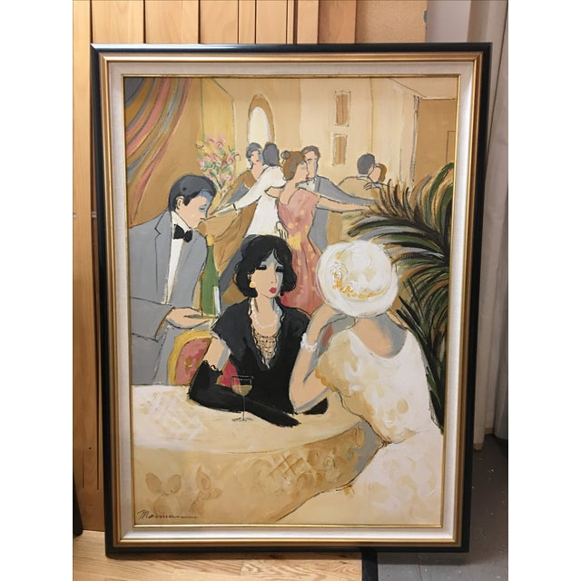 "Original ""Vintage Wine"" Painting by Isaac Maimon - Image 2 of 11"