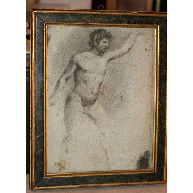 A great figurative study from a great school - The Roman Academy of Fine Art