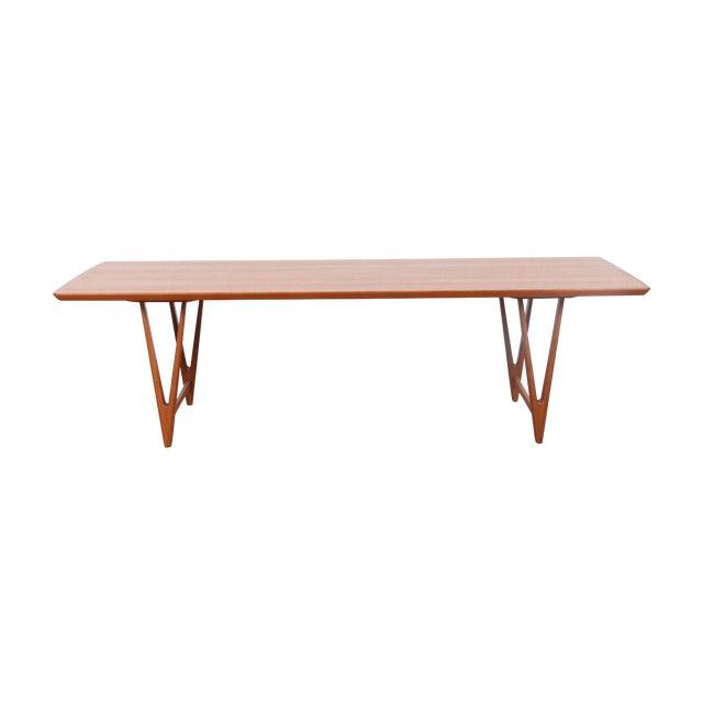 Kai Kristiansen Style Coffee Table - Image 1 of 9