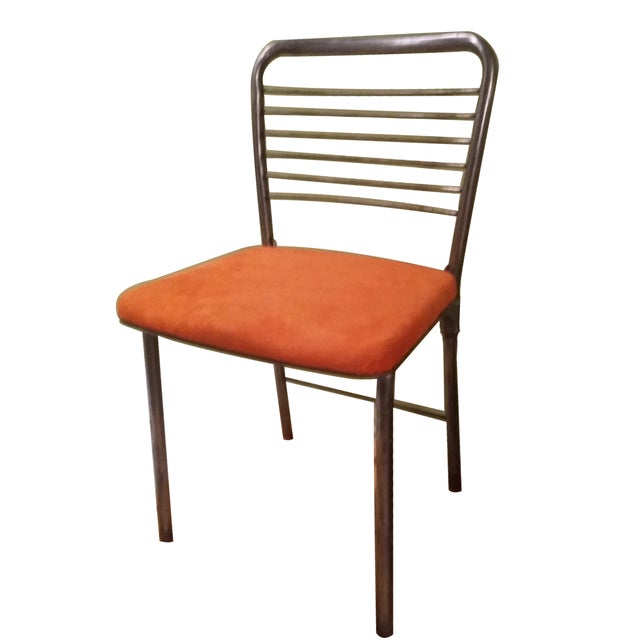 MCModern Industrial Metal Folding Chairs - 4 - Image 1 of 3