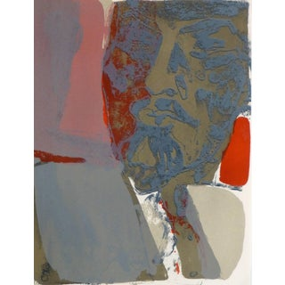 Paul Guiramand, French Abstract - Lenin For Sale