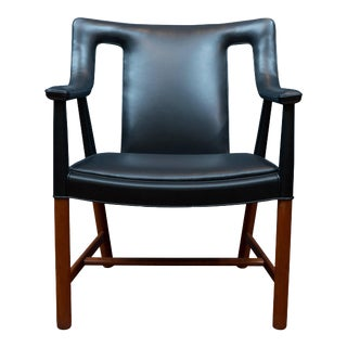 Ejner Larsen and Askel Bender Madsen Lounge Chair LP48 For Sale