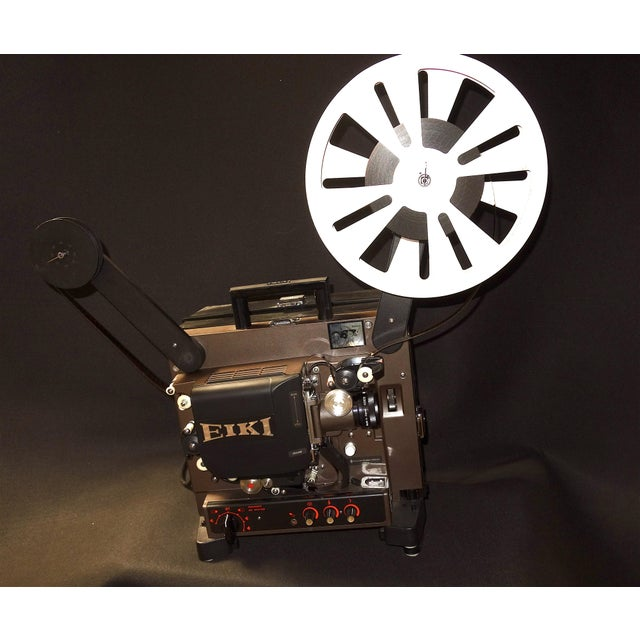 Mid 20th Century Circa Mid 20th Century 16mm Sound on Film Movie Projector for Decorative Display For Sale - Image 5 of 13