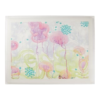 """Nimbostratus"" Giclée Print by Alex K. Mason in Plexi Shadown Box Frame For Sale"