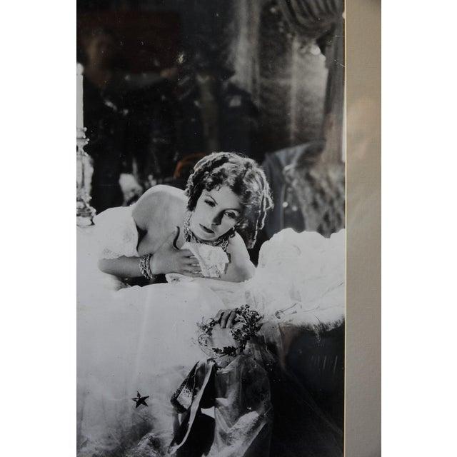 "Clarence Sinclair Bull Photograph of Greta Garbo in ""Camille"" 1936 by Clarence Sinclair Bull For Sale - Image 4 of 10"