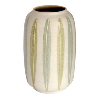 Vintage Scheurich Keramik West Germany Vase For Sale