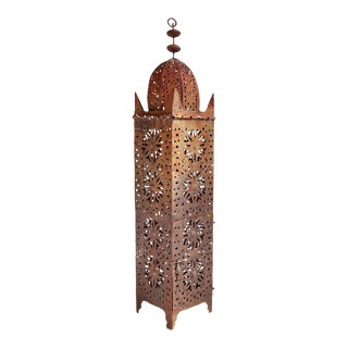 Moroccan Kasbah Lantern For Sale